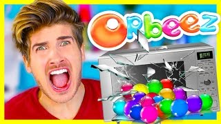 Download DON'T MICROWAVE ORBEEZ! Video