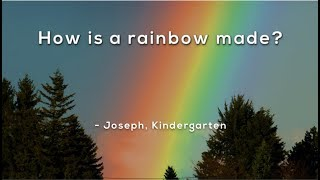 Download How is a rainbow made? Video