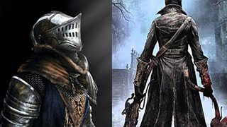 Download Dark Souls vs. Bloodborne: The Player Character Video