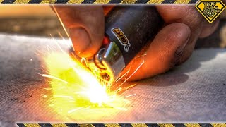 Download How To Fix A Fire with a Broken Lighter Video