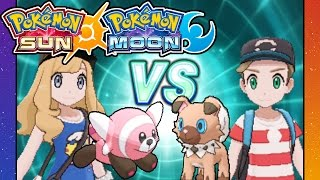 Download Pokemon Sun and Moon - 3DS Gameplay Walkthrough PART 20 - Rival Battle VS Dani - Stufful - Pelago Video
