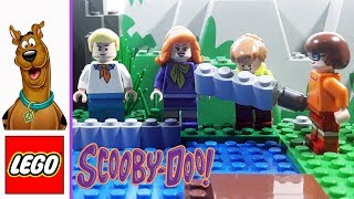 Download ALL LEGO Scooby Doo Brick Building Stop Motion Animation 2017 Video