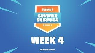 Download Fortnite #SummerSkirmish | Week 4 (Day 1) Video