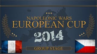 Download Napoleonic Wars European Cup - France VS Czechoslovakia (Group Stage) Video