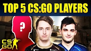 Download Top 5 Most Important Pro CS:GO Players Video