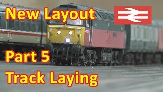 Download New Layout Build - Track Laying Video