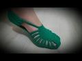 Download Örümcek Ağı Patik Yapımı Video