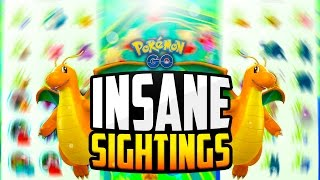 Download Pokemon Go - The Top 10 CRAZIEST Pokemon Go Sightings! (BEST Pokemon Go Finds!) Video