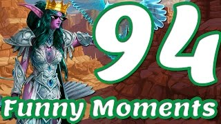 Download Heroes of the Storm: WP and Funny Moments #94 Video