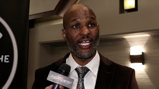 """Download BERNARD HOPKINS RESPONDS TO SPENCE WANTING CANELO FIGHT """"YOU CRAZY…MADNESS...HE HAS TO EARN IT!"""" Video"""