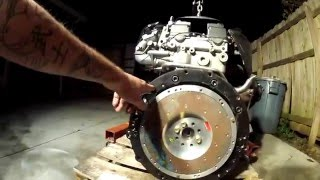 Download Black S14 1JZ VVTI 350Z trans Video