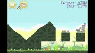 Download Angry Birds Mighty Eagle Walkthrough 2-15 Video