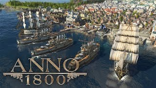 Download Starting an Empire - Anno 1800 Gameplay - Open Beta Campaign Video