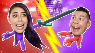 Download PARTY PANIC! Husband vs Wife Video