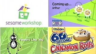 Download PBS Kids Program Break (2005 WFWA-TV) Video