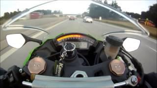 Download US Highway VS German Autobahn - Overtaking Video