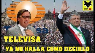 Download Televisa ya no halla como decirlo AMLO sería el próximo presidente de México Video