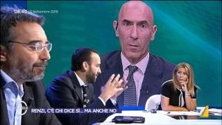 Download Omnibus - Renzi, c'è chi dice sì... ma anche no (Puntata 07/09/2015) Video