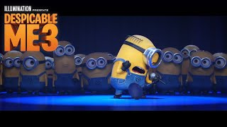 Download Despicable Me 3 - In Theaters June 30 (Minions Take the Stage) (HD) Video