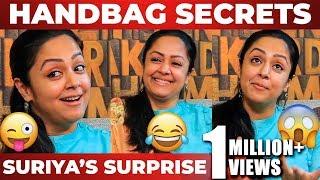 Download Suriya's Surprise & Jyotika's Handbag Secrets! | Semma Fun Interview | NPA 33 Video