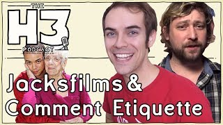 Download H3 Podcast #64 - Jacksfilms & Erik (& Call-in from Cougar Champ) Video