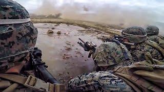 Download GoPro Marines Live Fire • Platinum Lion Video