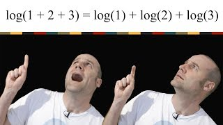 Download What's the story with log(1 + 2 + 3)? Video