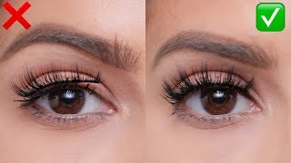 Download FALSE LASHES: Do's and Don'ts | For Beginners! Video