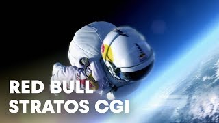 Download Red Bull Stratos CGI - The Official Findings Video