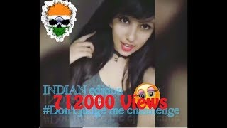 Download Don't judge me challenge India Video