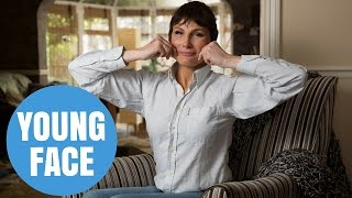 Download 53-year-old discoveres the secret to eternal youth with daily face exercises Video