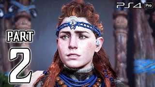 Download Horizon Zero Dawn Walkthrough PART 2 (PS4 Pro) No Commentary Gameplay @ 1080p HD ✔ Video