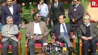 Download 4 Supreme Court Judges Speak Against The Chief Justice Of India Video