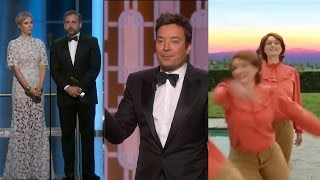 Download 5 Funniest Moments From the 2017 Golden Globe Awards Video