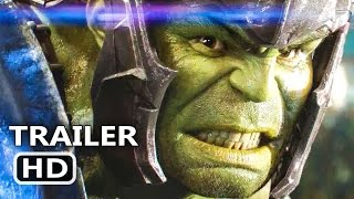 Download THOR 3 Ragnarok Official Trailer (2017) Hulk Marvel Superhero Movie HD Video