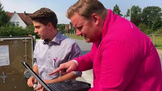 Download Telekom hilft News: Ein Tag mit dem Servicetechniker Video
