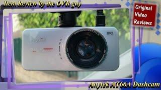 Download Item review - Anytek AT66A Dashcam Video