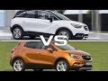 Download 2018 Opel Crossland X vs 2016 Opel Mokka X Video