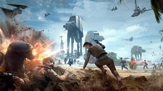 Download 15 Minutes of Star Wars Battlefront Rogue One Gameplay Video