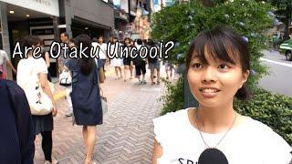 Download Are Otaku(Nerds) Uncool? (Japanese Interview) Video