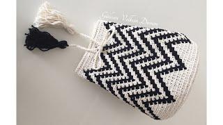 Download Wayuu çanta yapımı ( Pamuk makrome ip ile) 1. Kısım Video