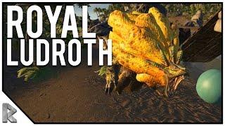 Download Monster named after me! - Royal Ludroth Tame! - Ark Survival Evolved PVE #5 Video
