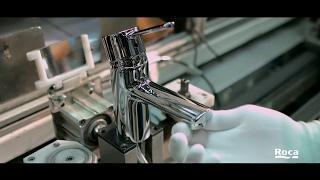 Download Faucets - Production processes | Roca Video