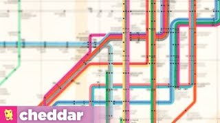 Download Why New Yorkers Insisted On a ″Worse″ Subway Map - Cheddar Explains Video