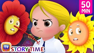 Download Pinky, The Proud Petunia + More Good Habits Bedtime Stories & Moral Stories for Kids - ChuChuTV Video