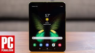 Download Hands On With the Samsung Galaxy Fold Video