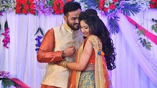 Download Sangeet Bride and Groom performance | Sawarne Lage | Chori Kiya Re Jiya | Janam Janam |Fusion IAditi Video