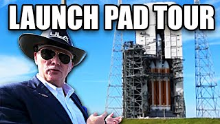 Download Delta IV Heavy Pad Tour, (with CEO Tory Bruno) - Smarter Every Day 199 Video