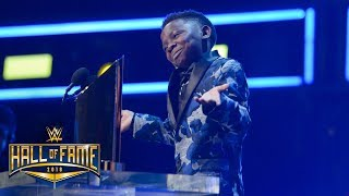 Download Warrior Award recipient Jarrius ″J.J.″ Robertson roasts John Cena: WWE Hall of Fame 2018 Video