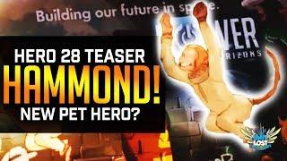Download Overwatch - HAMMOND TEASER! Hero 28 is Hammond!? Video